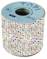 Toilettenpapier Happy Birthday