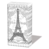 Taschentücher Eiffel Tower