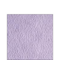 Servietten 25x25 cm - Eleganz Lavendel
