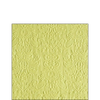 Servietten 25x25 cm - Elegance Light Green