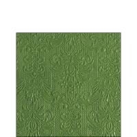 Servietten 25x25 cm - Eleganz Sommergrün