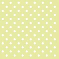 Servietten 25x25 cm - Dots Green