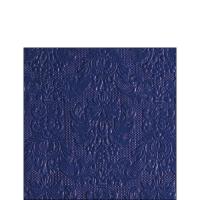 Servietten 25x25 cm - Elegance Blue