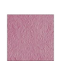Servietten 25x25 cm - Elegance Pale Rose