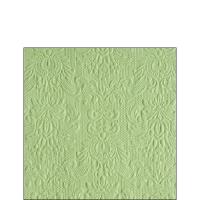 Servietten 25x25 cm - Elegance Pale Green