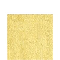 Servietten 25x25 cm - Elegance Vanilla