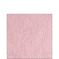 Servietten 25x25 cm - Elegance Pastel Rose