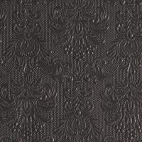 Servietten 25x25 cm - Elegance Dark Grey