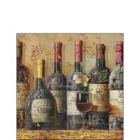 Servietten 25x25 cm - Best Wines