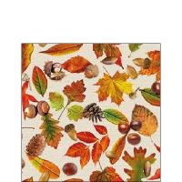 Servietten 25x25 cm - Autumn Festival