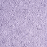Servietten 33x33 cm - Eleganz Lavendel