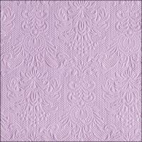 Servietten 33x33 cm - Elegance Light Purple