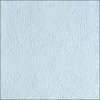 Servietten 33x33 cm - Elegance Light Blue