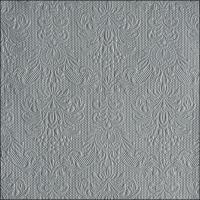 Servietten 33x33 cm - Elegance Grey