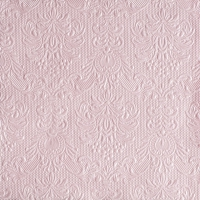 Servietten 33x33 cm - Elegance Pearl Pink