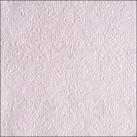 Servietten 33x33 cm - Elegance Pearl Lilac