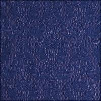 Servietten 33x33 cm - Elegance Blue