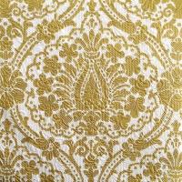 Servietten 33x33 cm - Elegance Jaipur White/Gold