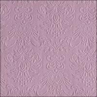 Servietten 33x33 cm - Elegance Pale Lilac