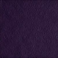 Servietten 33x33 cm - Elegance Violet