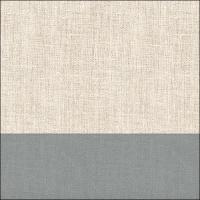 Servietten 33x33 cm - Linen Grey