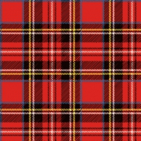 Servietten 33x33 cm - Scottish Red