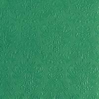 Servietten 33x33 cm - Elegance Ivy Green
