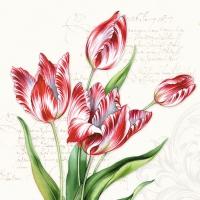 Lunch Servietten Classic Tulips