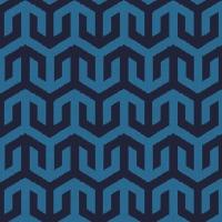 Servietten 33x33 cm - Alezio Blue