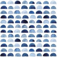 Servietten 33x33 cm - Blue Bows
