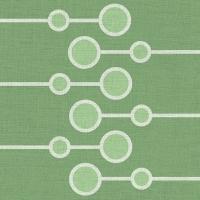 Servietten 33x33 cm - Bernsteingrün