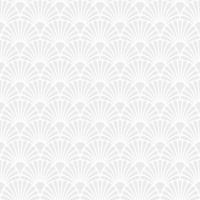 Servietten 33x33 cm - Art Deco White/Pearl