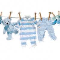 Servietten 33x33 cm - Baby Boy Clothes