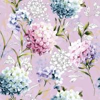 Servietten 33x33 cm - Horana Lilac