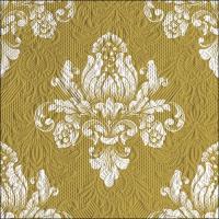 Servietten 33x33 cm - Elegance Barok Gold