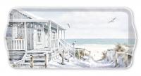 Tablett - Beach Cabin