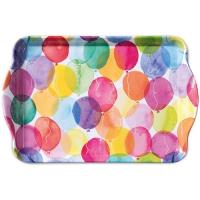 Tablett  Aquarell Balloons