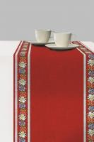 Tablerunners - Bavarian Flowers Red