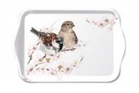 Tablett - Sparrows Blossom