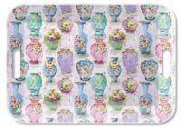 Tablett - Vases