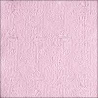 Servietten 40x40 cm - Eleganz Rose