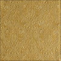 Servietten 40x40 cm - Eleganz Gold
