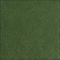 Servietten 40x40 cm - Elegance Dark Green