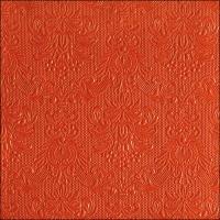 Servietten 40x40 cm - Eleganz Orange