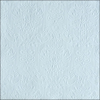 Servietten 40x40 cm - Elegance Light Blue