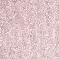 Dinner Servietten Elegance Pearl Pink