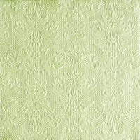 Servietten 40x40 cm - Elegance Pearl Green