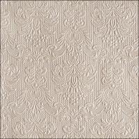 Servietten 40x40 cm - Elegance Pearl Taupe