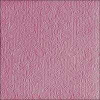 Servietten 40x40 cm - Eleganz Zarte Rose