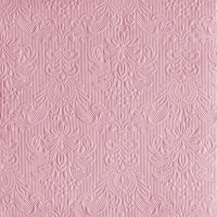 Servietten 40x40 cm - Elegante Pastellrose
